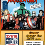 Avengers 4 Christ To Perform At World Series