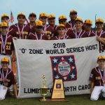 Lumberton Ozone Host Team Finishes 3rd